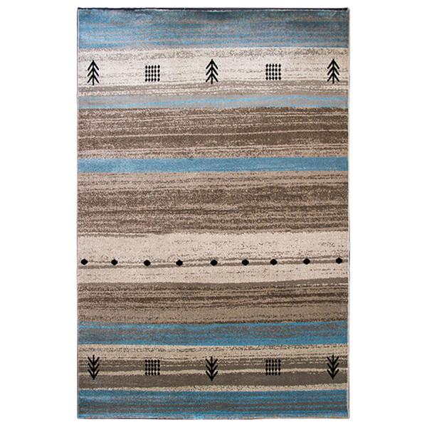 فرش ماشینی ساوین طرح 4002