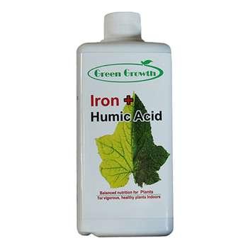 کود مایع آهن گرین گروت مدل 15 حجم 500 میلی لیتر مناسب برای همه گیاهان