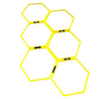 حلقه چابکی کراسفیت مدل شش ضلعی