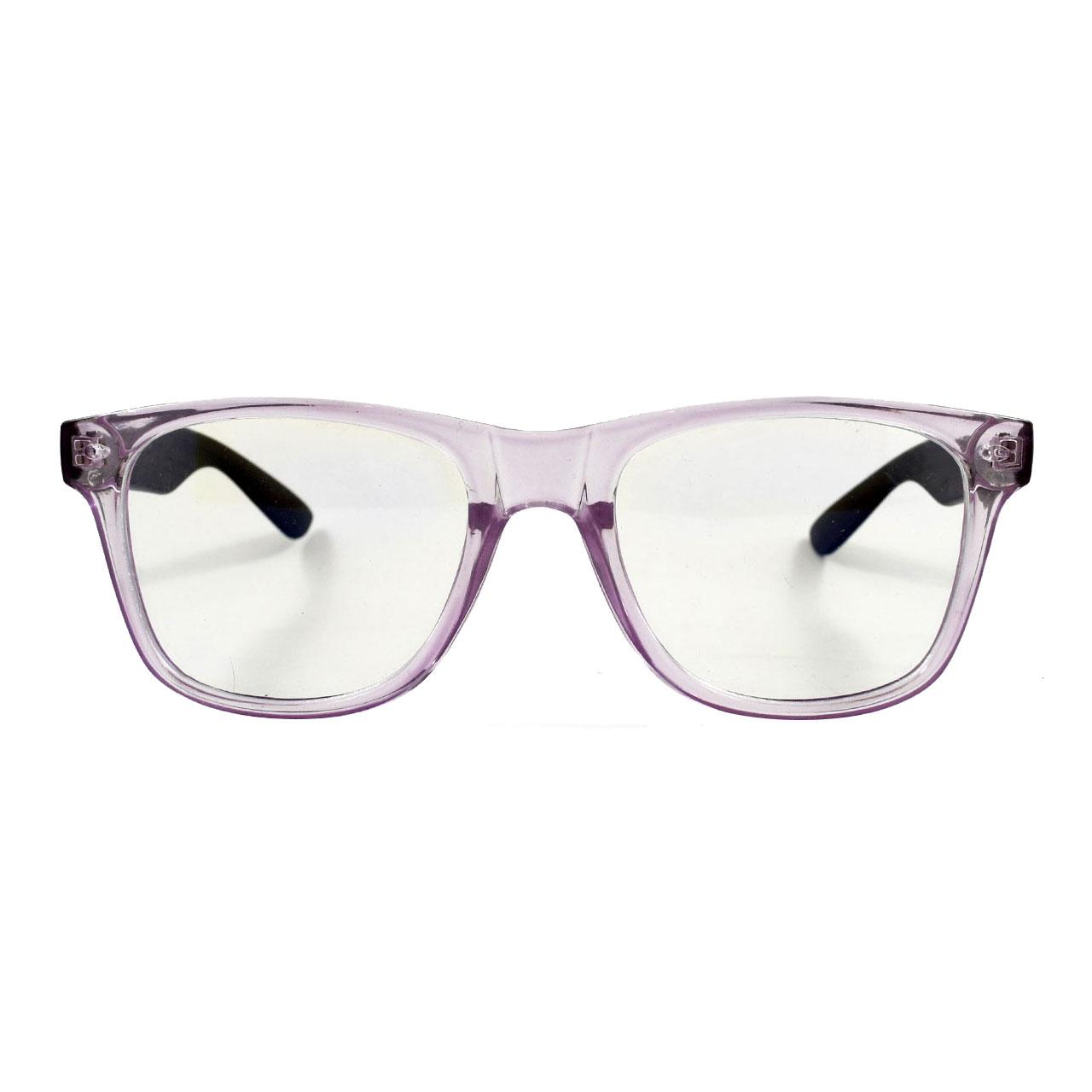 قیمت فریم عینک طبی مدل Transparent Wayfarer 2140