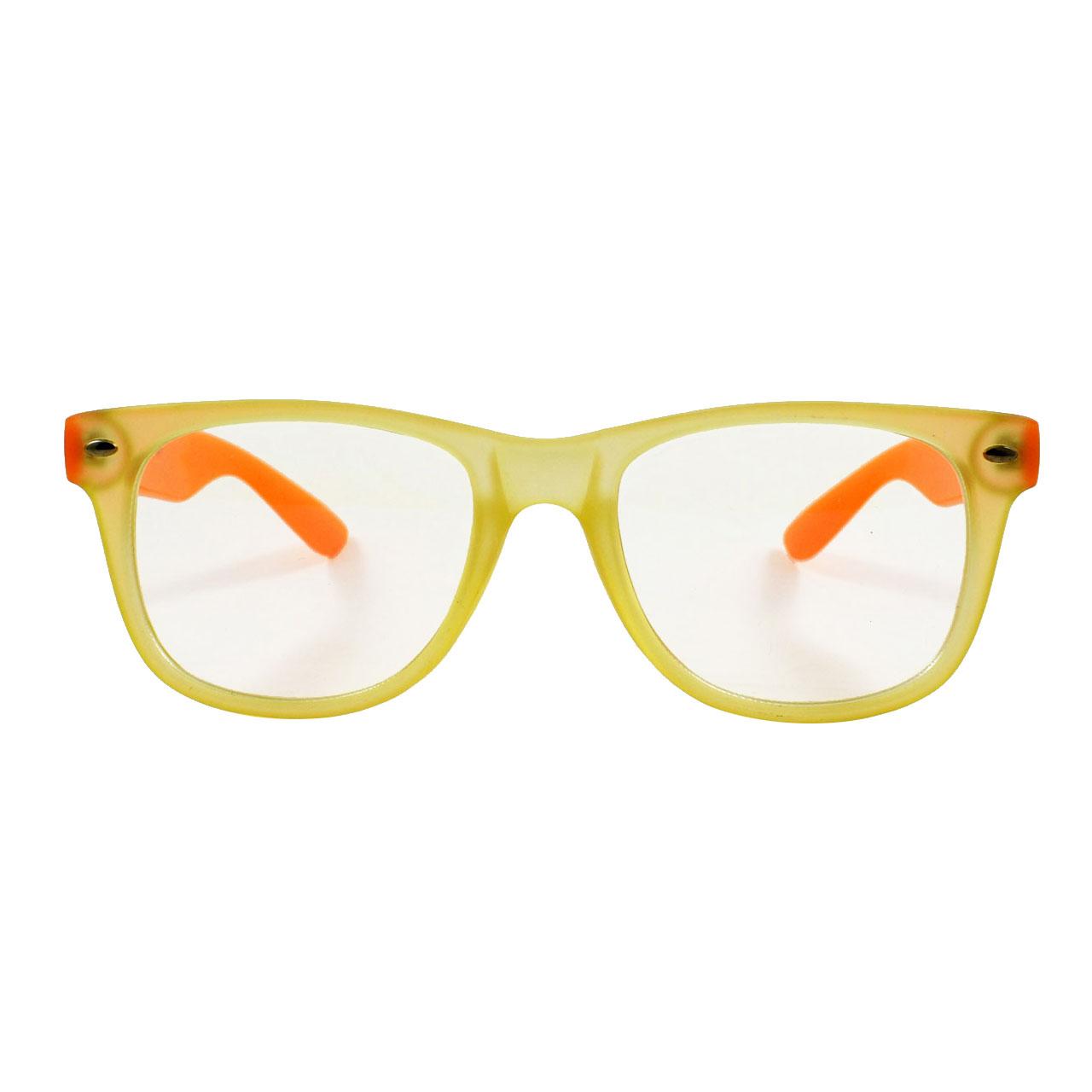 فریم عینک طبی مدل Mixed Colorful Wayfarer 9013