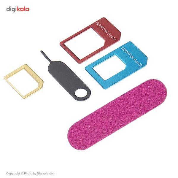 تبدیل سیم کارت های نانو و میکرو به استاندارد 5 در 1 main 1 3