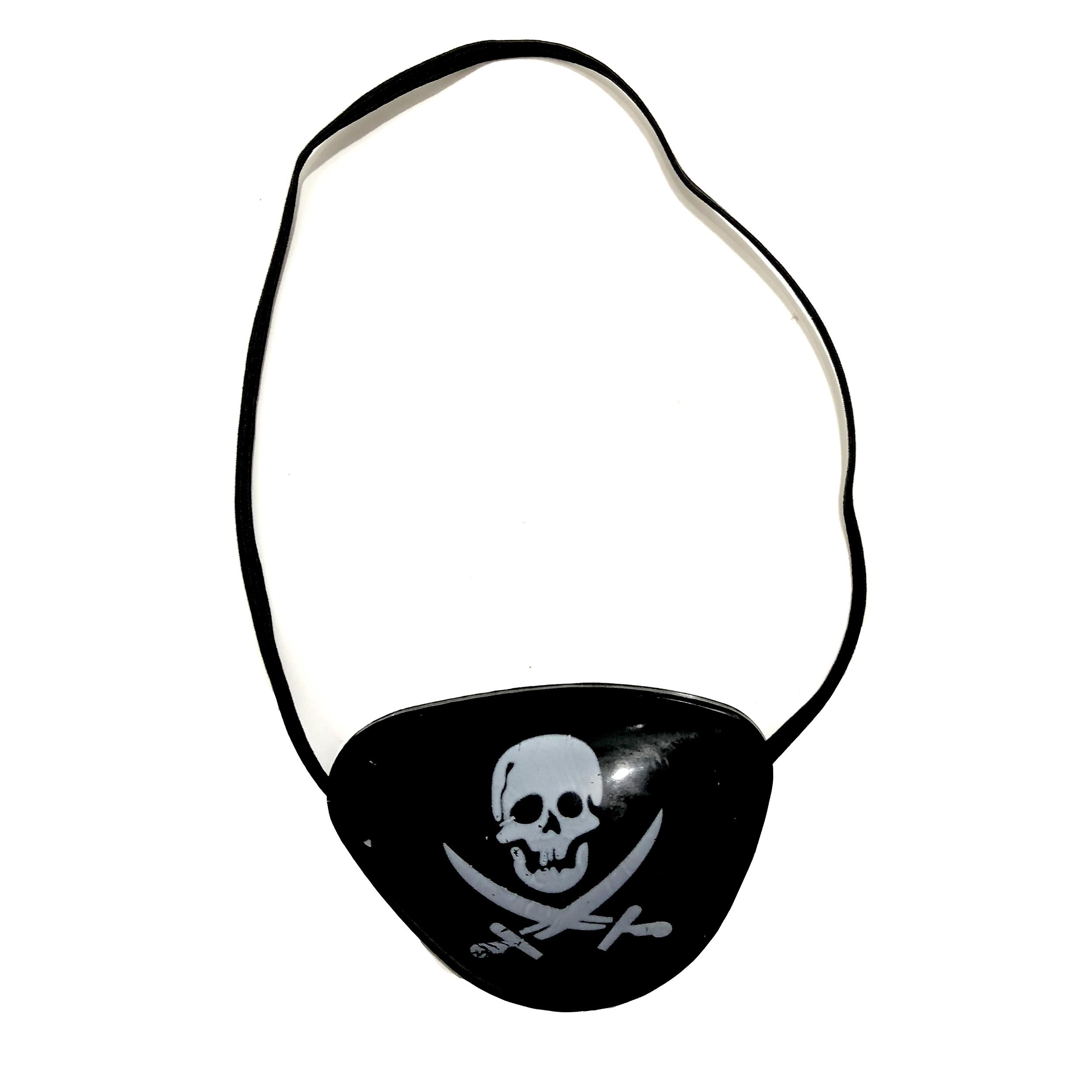 عکس چشم بند طرح دزد دریایی