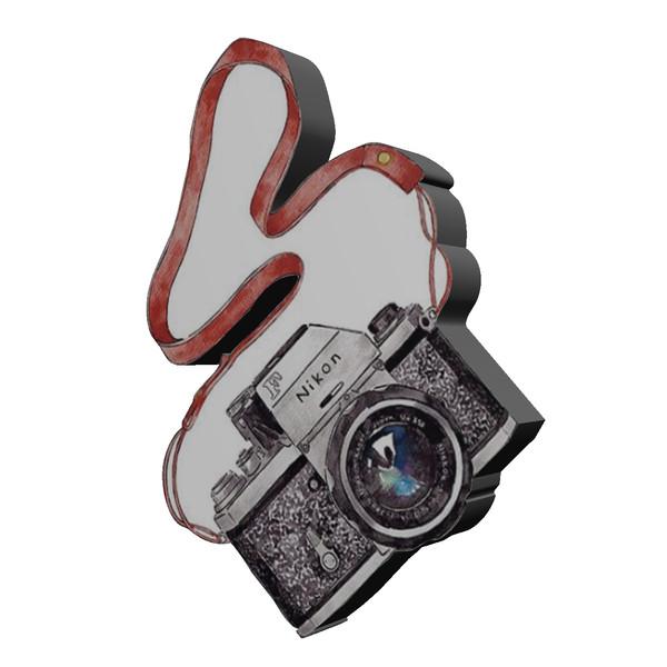 استیکر طرح دوربین کد 6