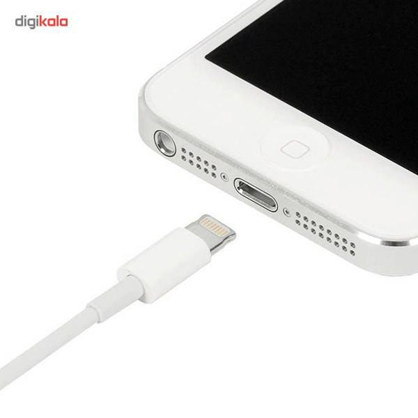 کابل USB به لایتنینگ کد 4438 main 1 1