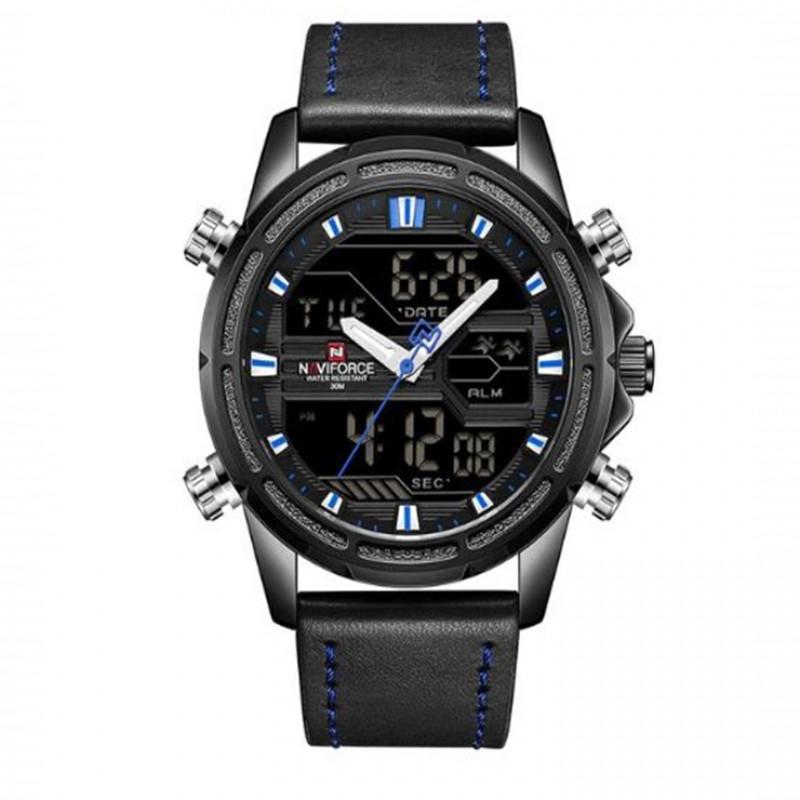 قیمت و خرید                      ساعت مچی عقربه ای مردانه نیوی فورس مدل NF9138M/MA