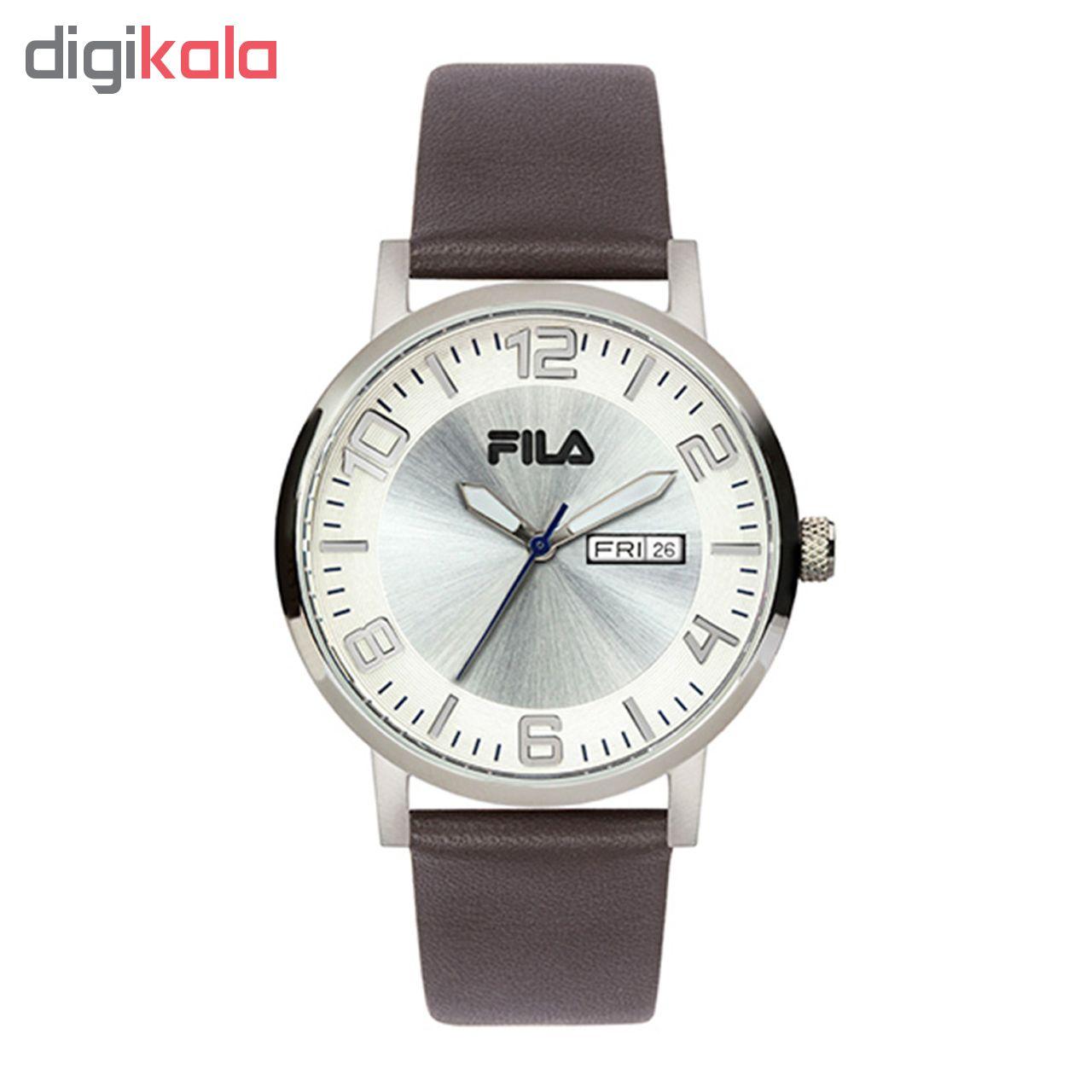 خرید ساعت مچی عقربه ای مردانه فیلا مدل 38-107-002