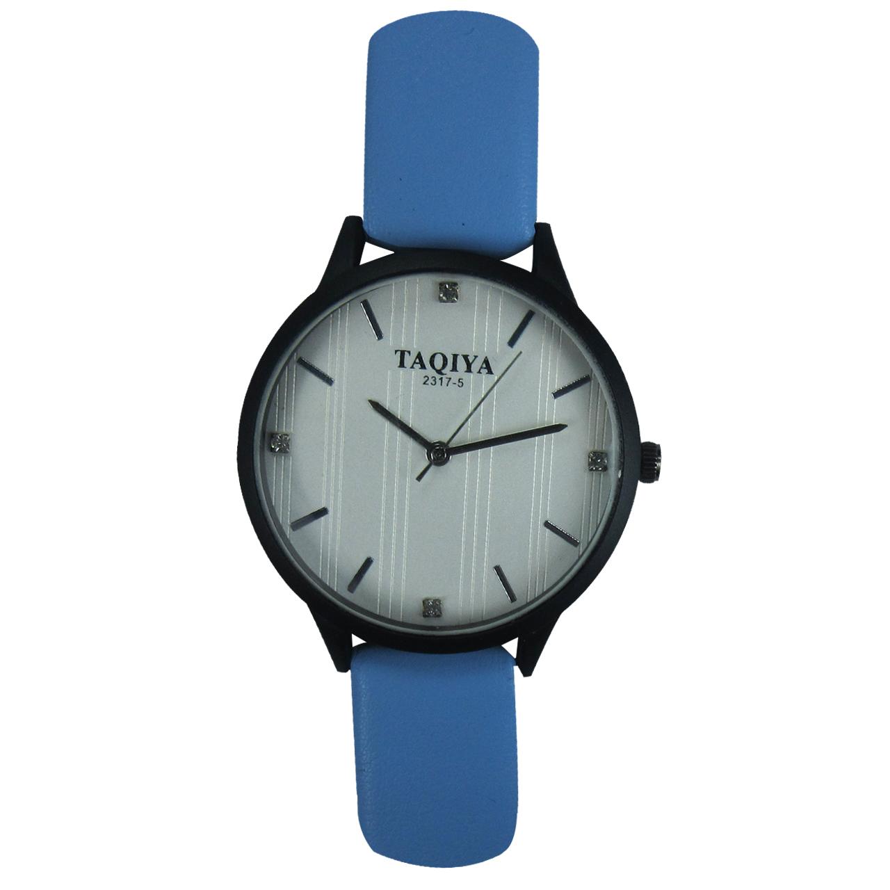 ساعت مچی عقربه ای تاکیا مدل BWP رنگ آبی
