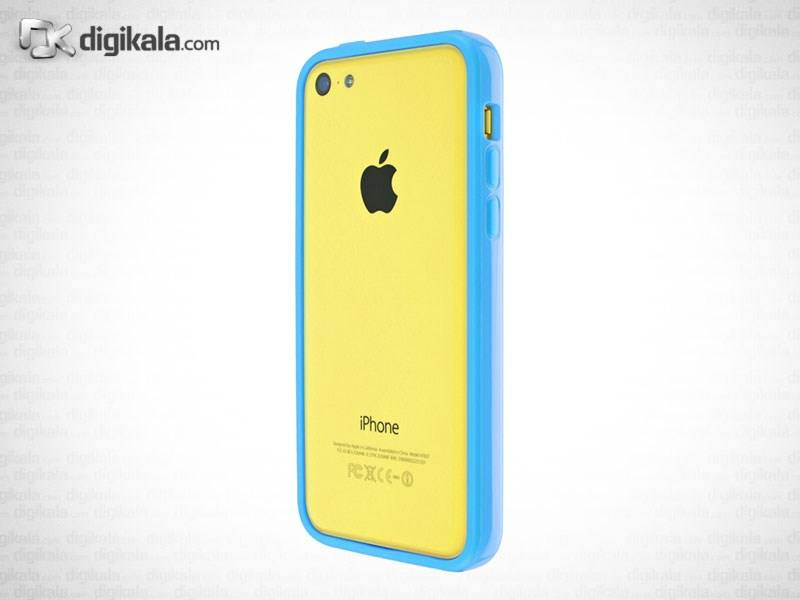 بامپر گوشی iPhone5C main 2 3