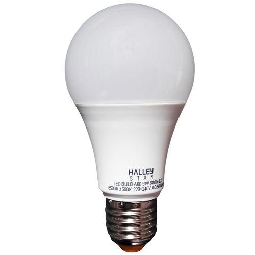 لامپ ال ای دی 9 وات هالی استار مدل A60 پایه E27
