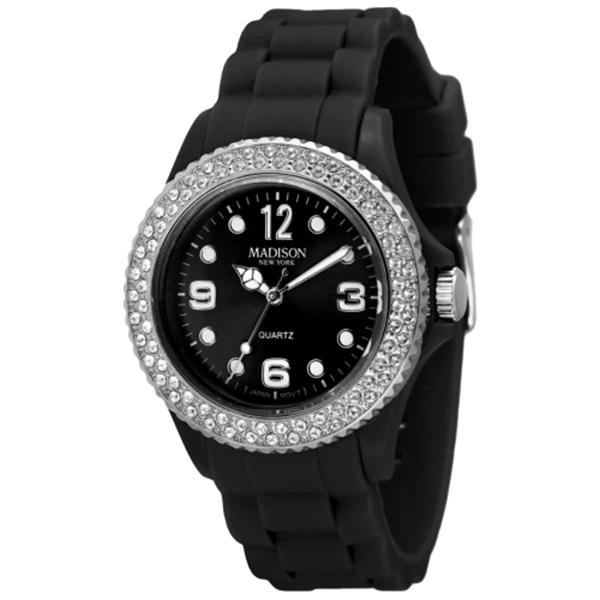 ساعت مچی عقربه ای زنانه مدیسون مدل U4101A2