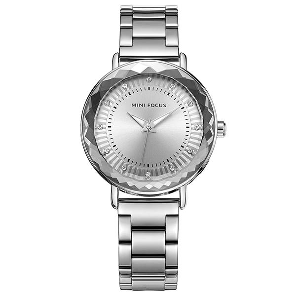 ساعت مچی عقربه ای زنانه مینی فوکوس مدل mf00040l.02