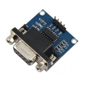 مبدل سریال به TTL مدل MAX3232