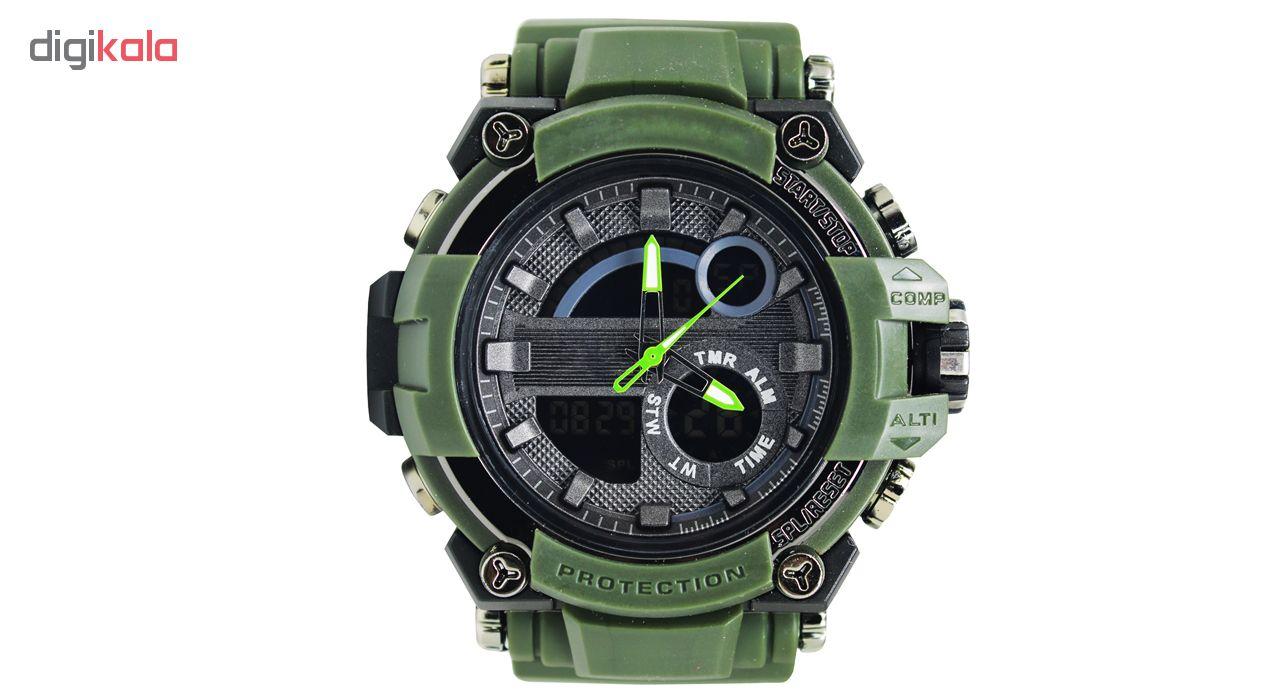 خرید ساعت مچی عقربه ای مردانه مدل P5-14