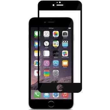 محافظ صفحه نمایش شیشه ای مدل Full Cover مناسب برای گوشی موبایل آیفون 6 پلاس/6s پلاس