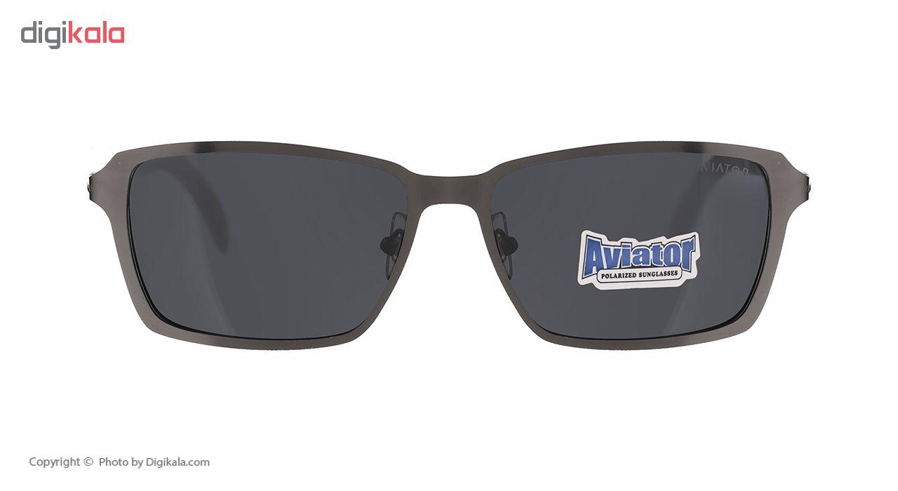 عینک آفتابی آویاتور مدل A2605 MG