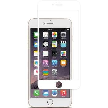 محافظ صفحه نمایش شیشه ای مدل Full Cover مناسب برای گوشی موبایل آیفون 6/6s