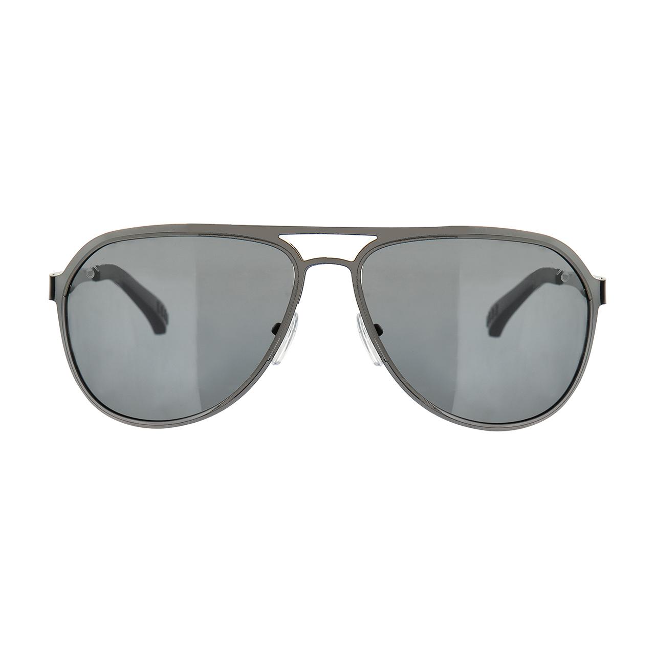 عینک آفتابی آویاتور مدل 60353 BLK