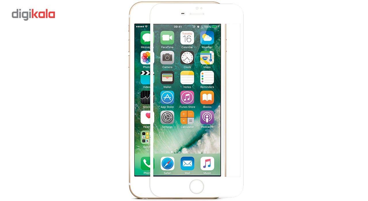 محافظ صفحه نمایش شیشه ای مدل Preserver Anti Fingerprint مناسب برای گوشی موبایل آیفون 7 main 1 1