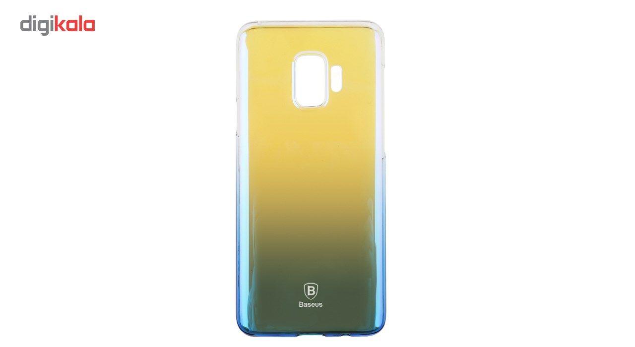 کاور مدل Glaze Case مناسب برای گوشی موبایل سامسونگ گلکسی S9 main 1 1