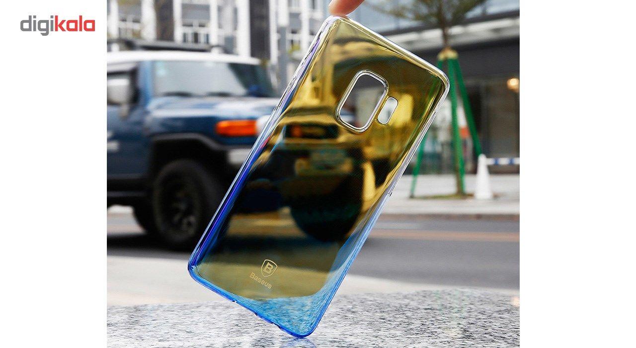 کاور مدل Glaze Case مناسب برای گوشی موبایل سامسونگ گلکسی S9 main 1 5