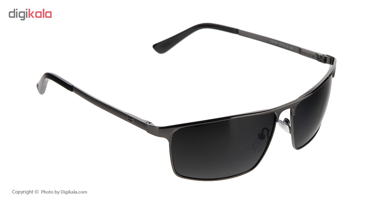 عینک آفتابی آویاتور مدل A3005 BLK