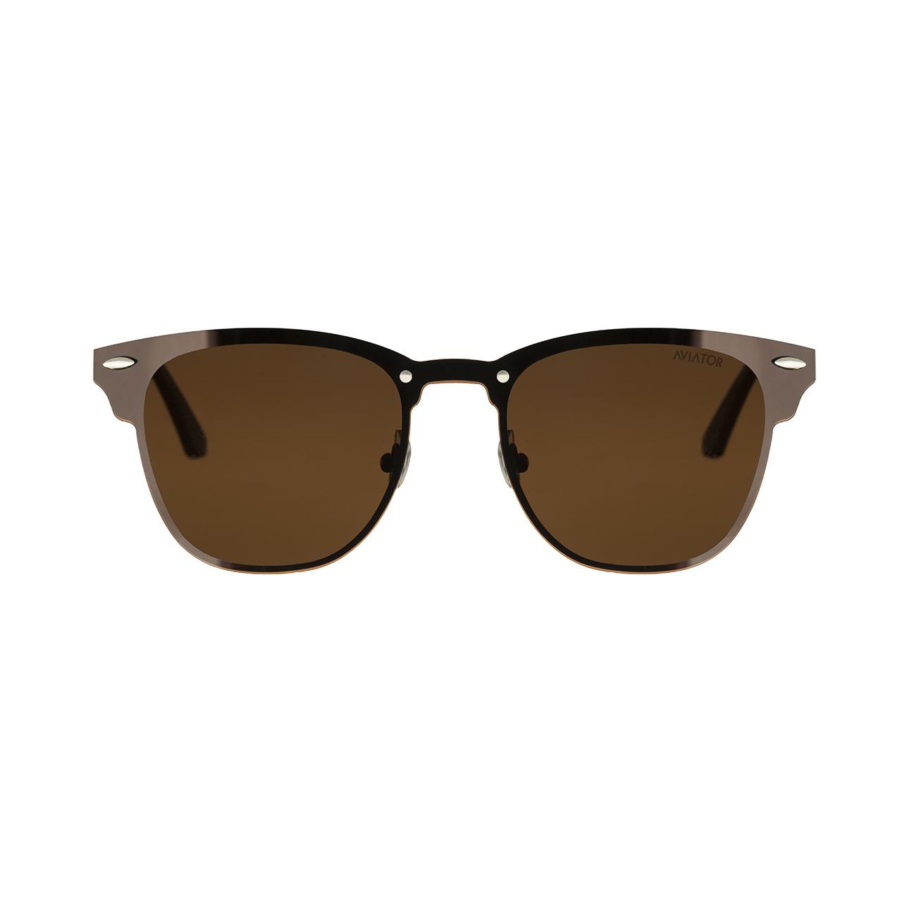 قیمت عینک آفتابی آویاتور مدل 2606 MB