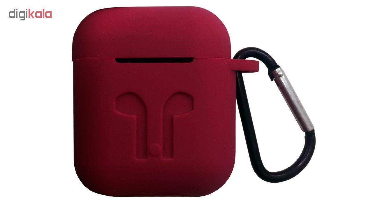 کاور ایت مدل سیلیکونی مناسب برای کیس اپل ایرپاد main 1 2