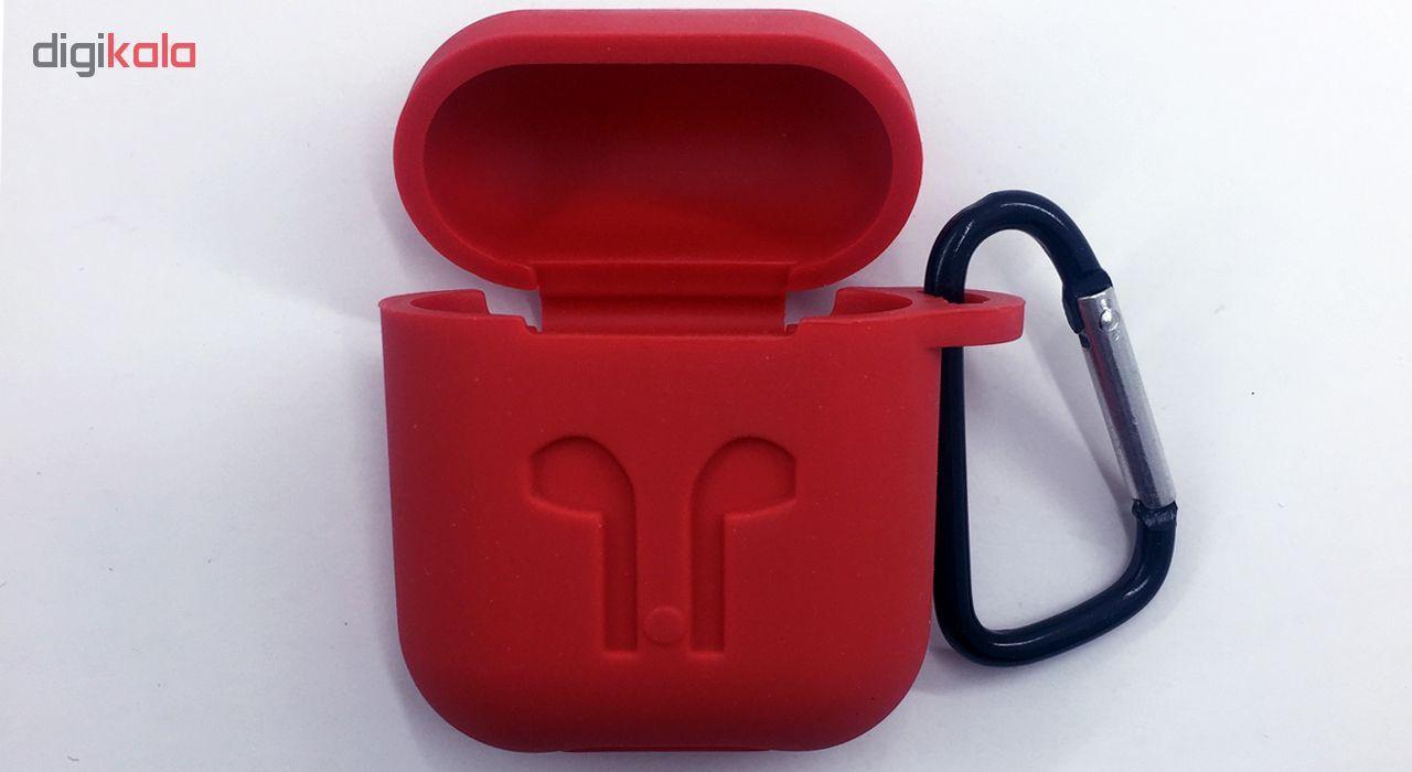 کاور ایت مدل سیلیکونی مناسب برای کیس اپل ایرپاد main 1 9