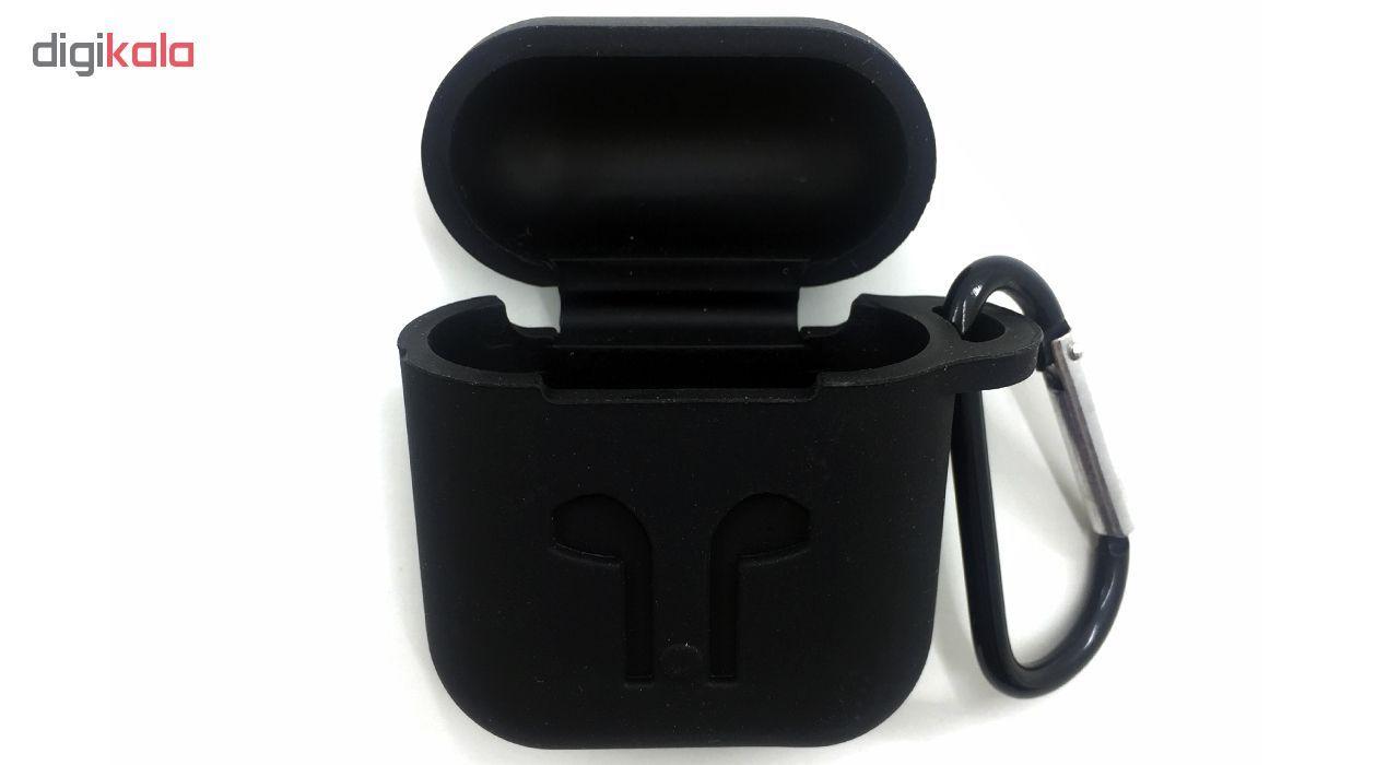 کاور ایت مدل سیلیکونی مناسب برای کیس اپل ایرپاد main 1 13