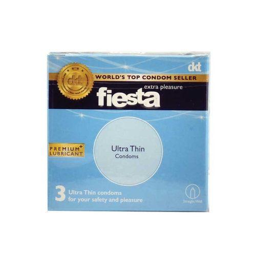 کاندوم نازک فیستا مدل Ultra Thin بسته 3 عددی