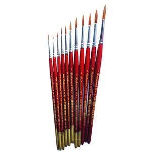 ست قلمو ره آورد سری 5101 بسته 11 عددی