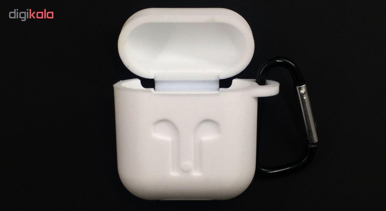 کاور ایت مدل سیلیکونی مناسب برای کیس اپل ایرپاد main 1 15