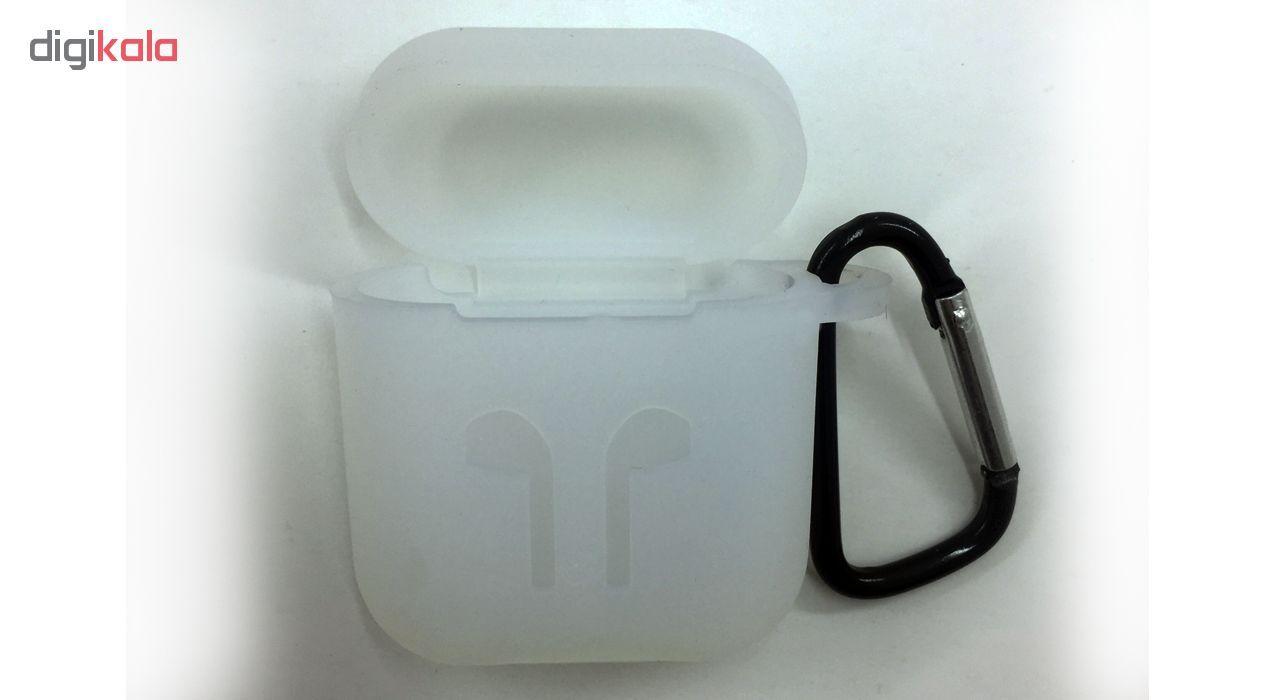 کاور ایت مدل سیلیکونی مناسب برای کیس اپل ایرپاد main 1 16