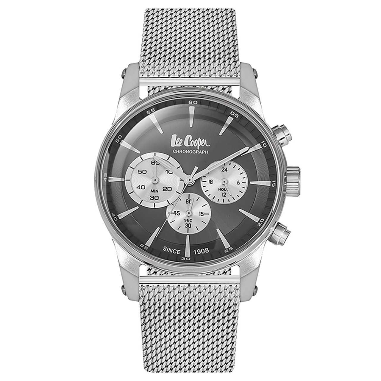 ساعت مچی عقربه ای مردانه لی کوپر مدل LC06356-350 44