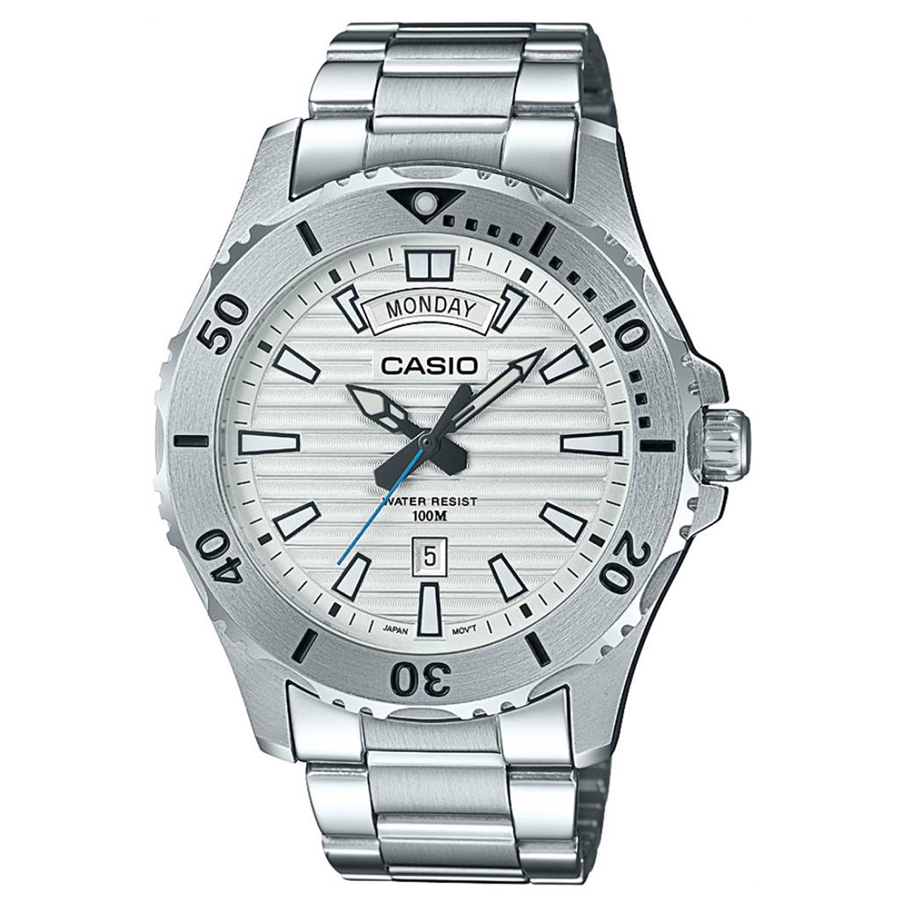 ساعت  کاسیو مدل MTD-1087D-7AVDF