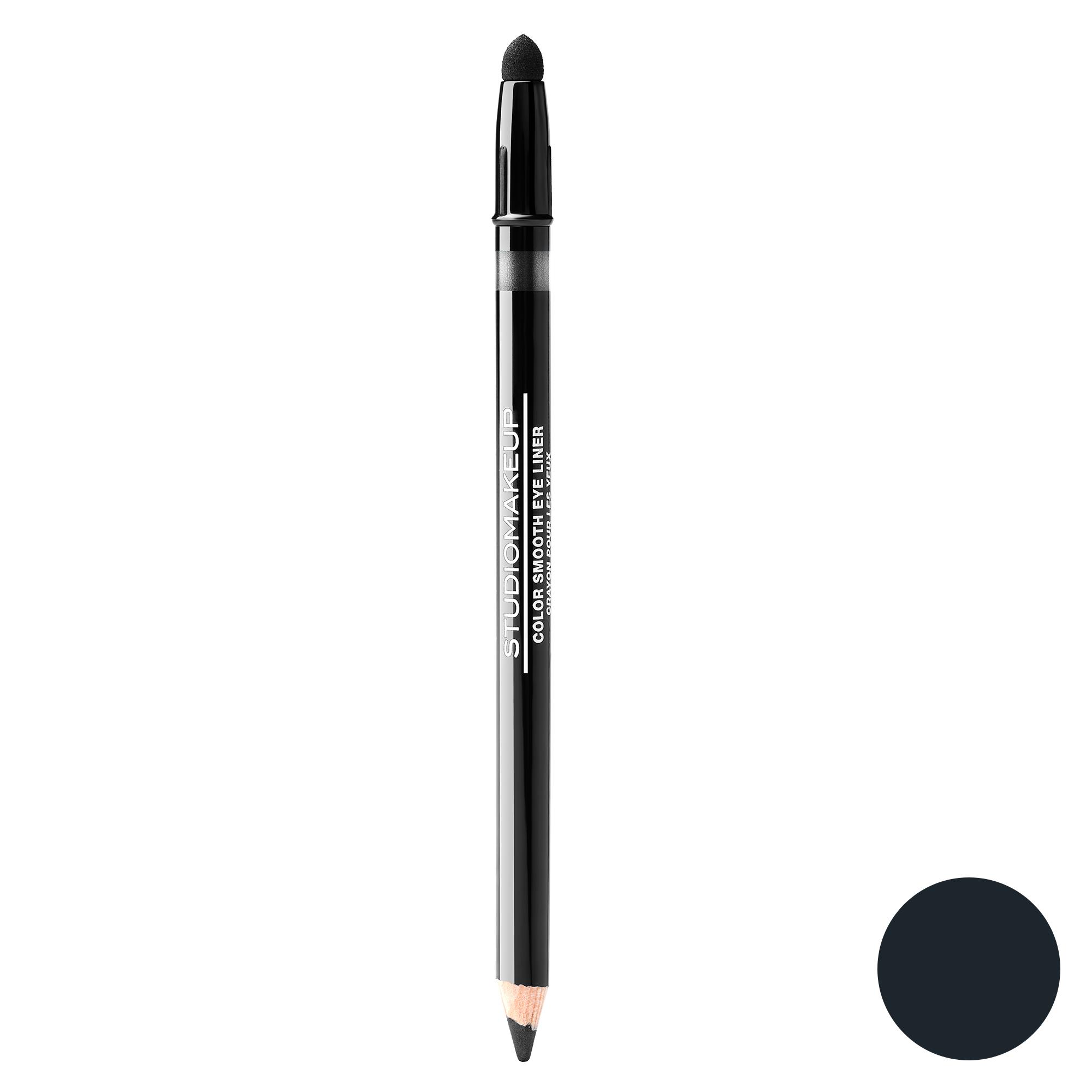 خرید مداد چشم استودیو میکاپ مدل Color Smooth شماره 10