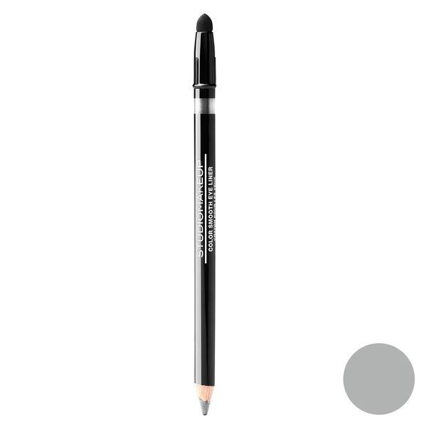 مداد چشم استودیو میکاپ مدل Color Smooth شماره 12