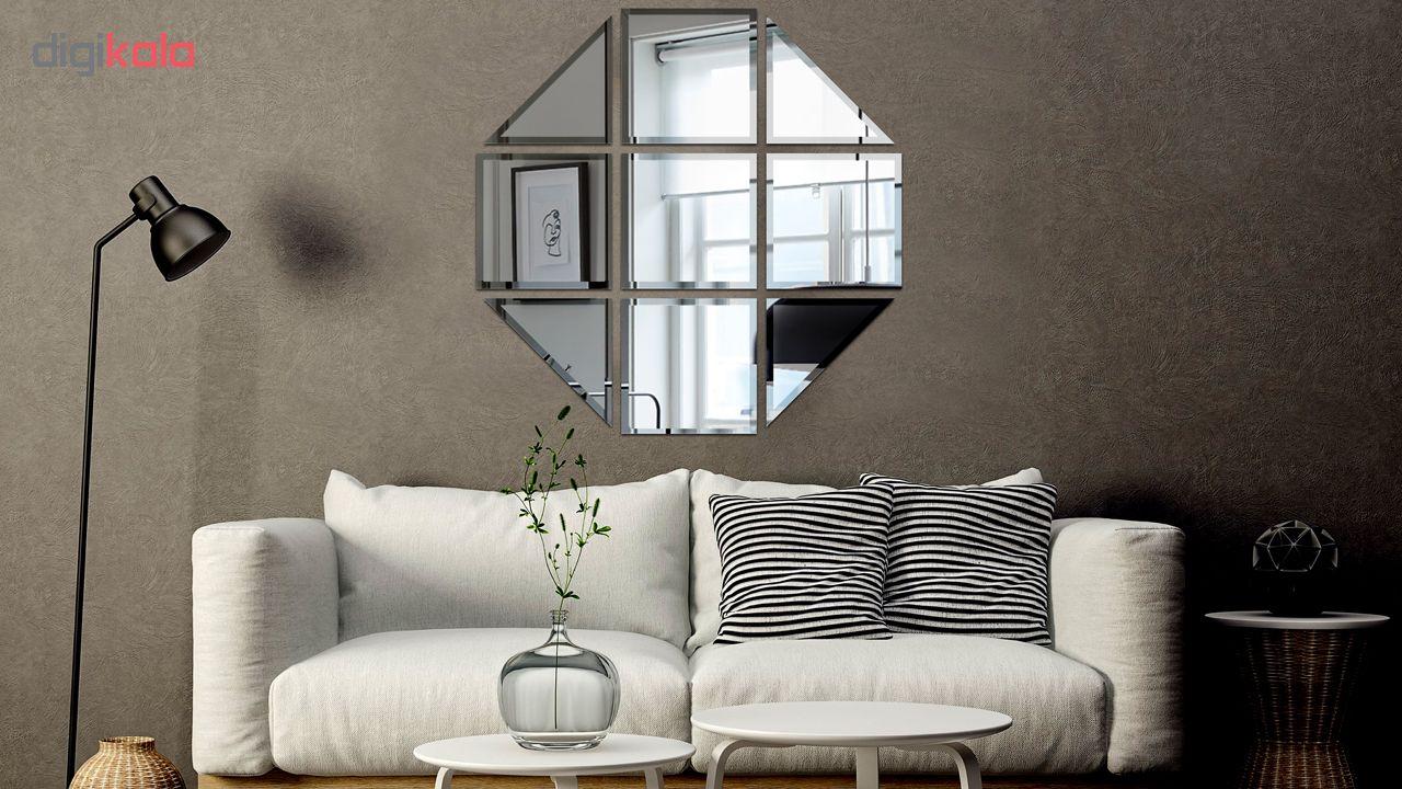 آینه دکوراتیو کارا دیزاین مدل fido 37