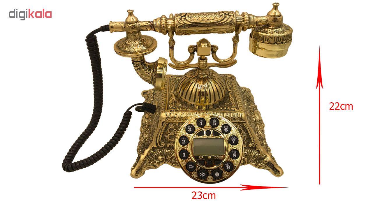 تلفن کلاسیک مدل نورینه 20