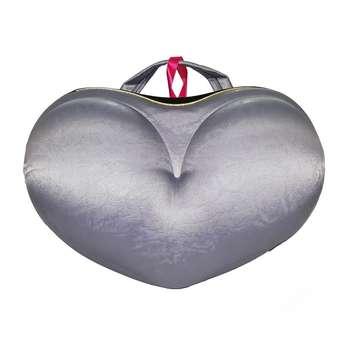 کیف لباس زیر زنانه مدل قلب |