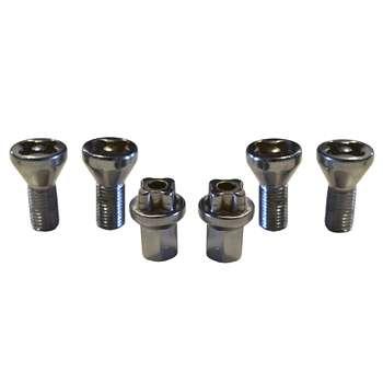 قفل رینگ چرخ مدل 25 High Safety مناسب برای پژو پارس بسته 4 عددی