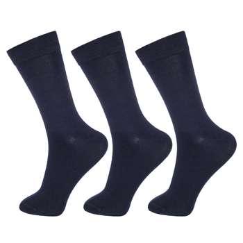جوراب مردانه پاموک کد MPC4116 مجموعه 3 عددی