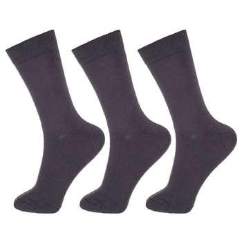 جوراب مردانه پاموک کد MPC4118 مجموعه 3 عددی
