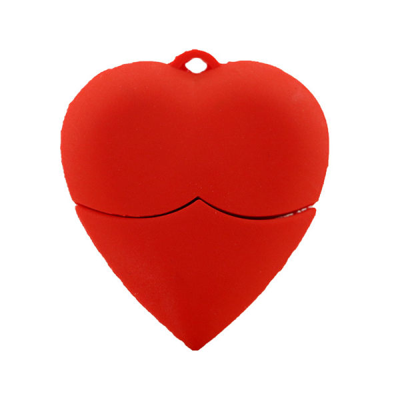 فلش مموری طرح قلب مدل DR7059 ظرفیت 16 گیگابایت