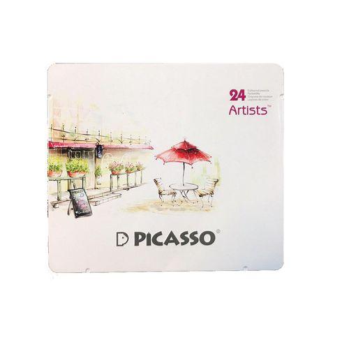 مداد رنگی 24 رنگ پیکاسو مدل آرتیست