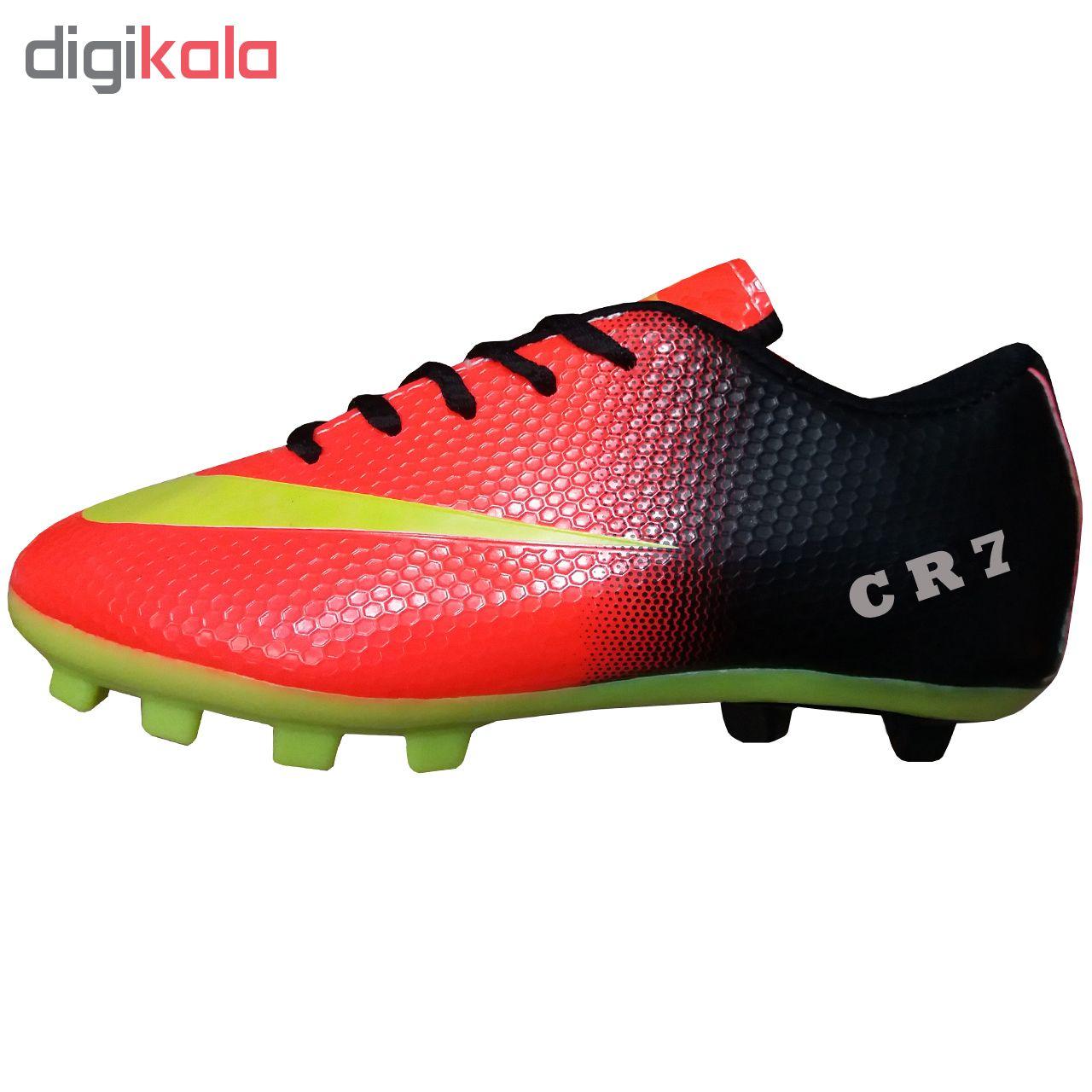کفش فوتبال پسرانه و بچگانه مدل CR765