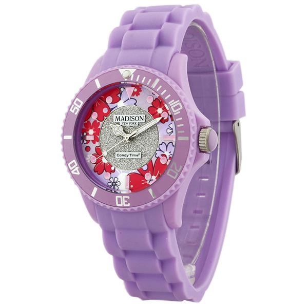 ساعت مچی عقربه ای زنانه مدیسون مدل U4617-24