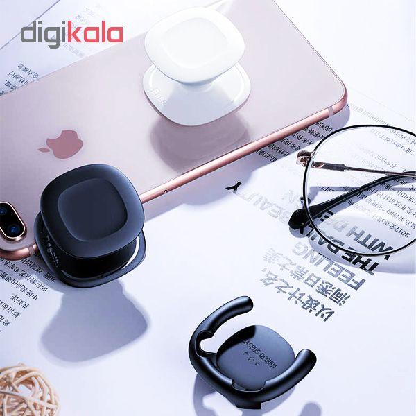 پایه نگهدارنده گوشی موبایل باسئوس مدل Airbag Support main 1 2