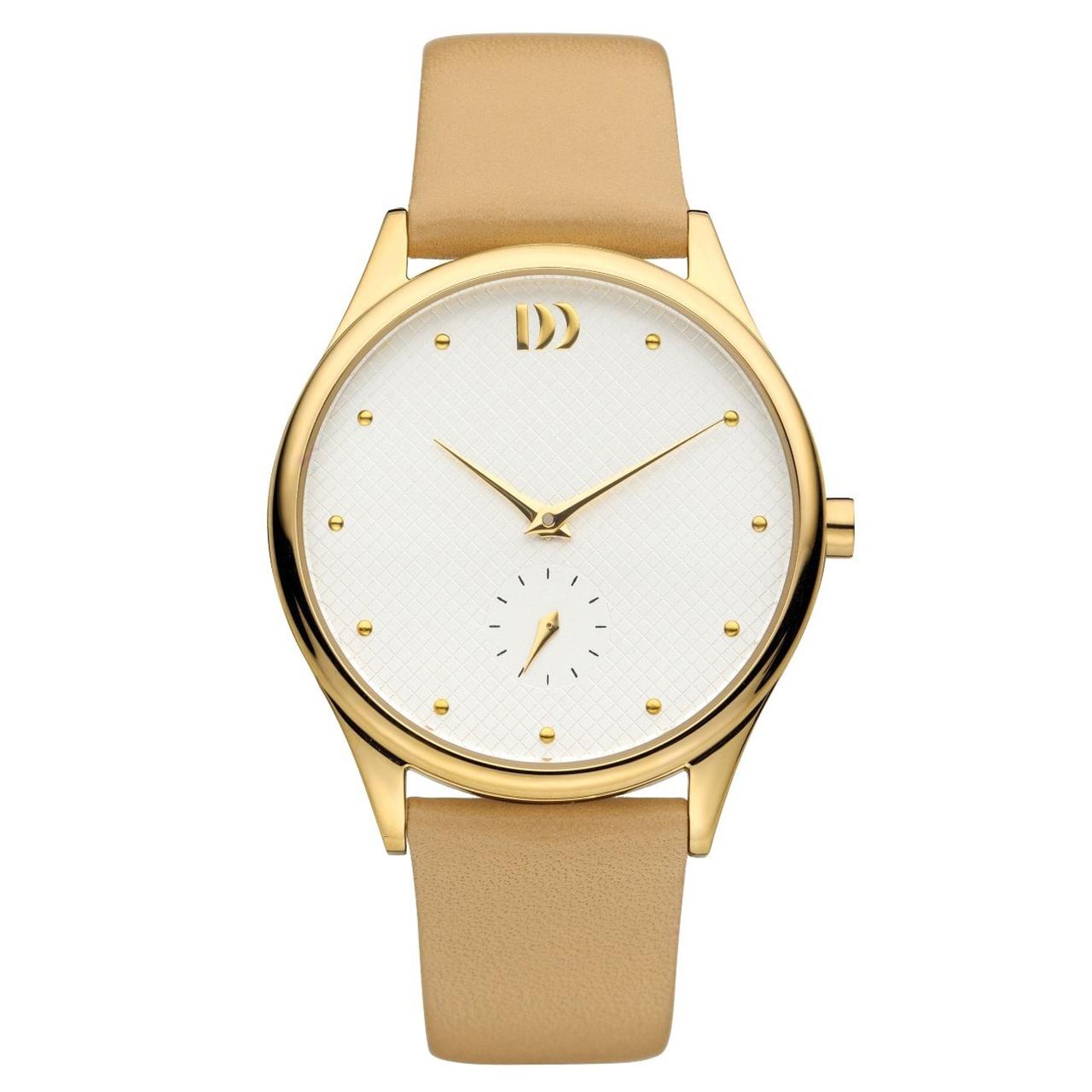 ساعت مچی عقربه ای زنانه دنیش دیزاین مدل IV15Q1130
